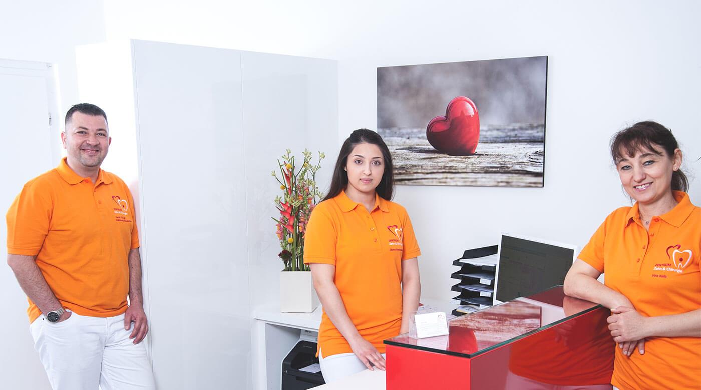 Foto zur Seite: Impressum – Zentrum für Zahn & Chirurgie in Langen
