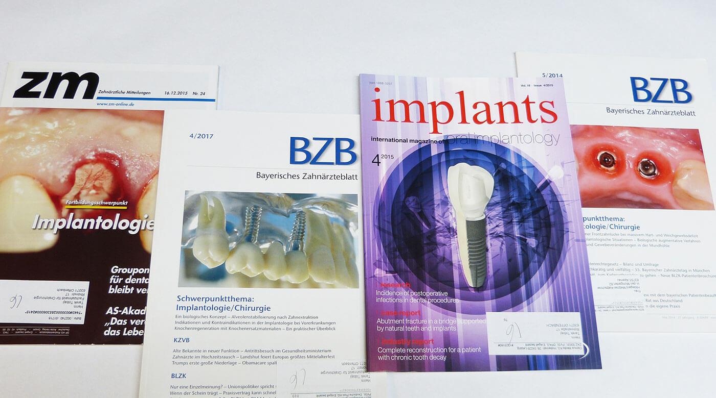 Foto zur Seite: Aktuelles – Zentrum für Zahn & Chirurgie in Langen