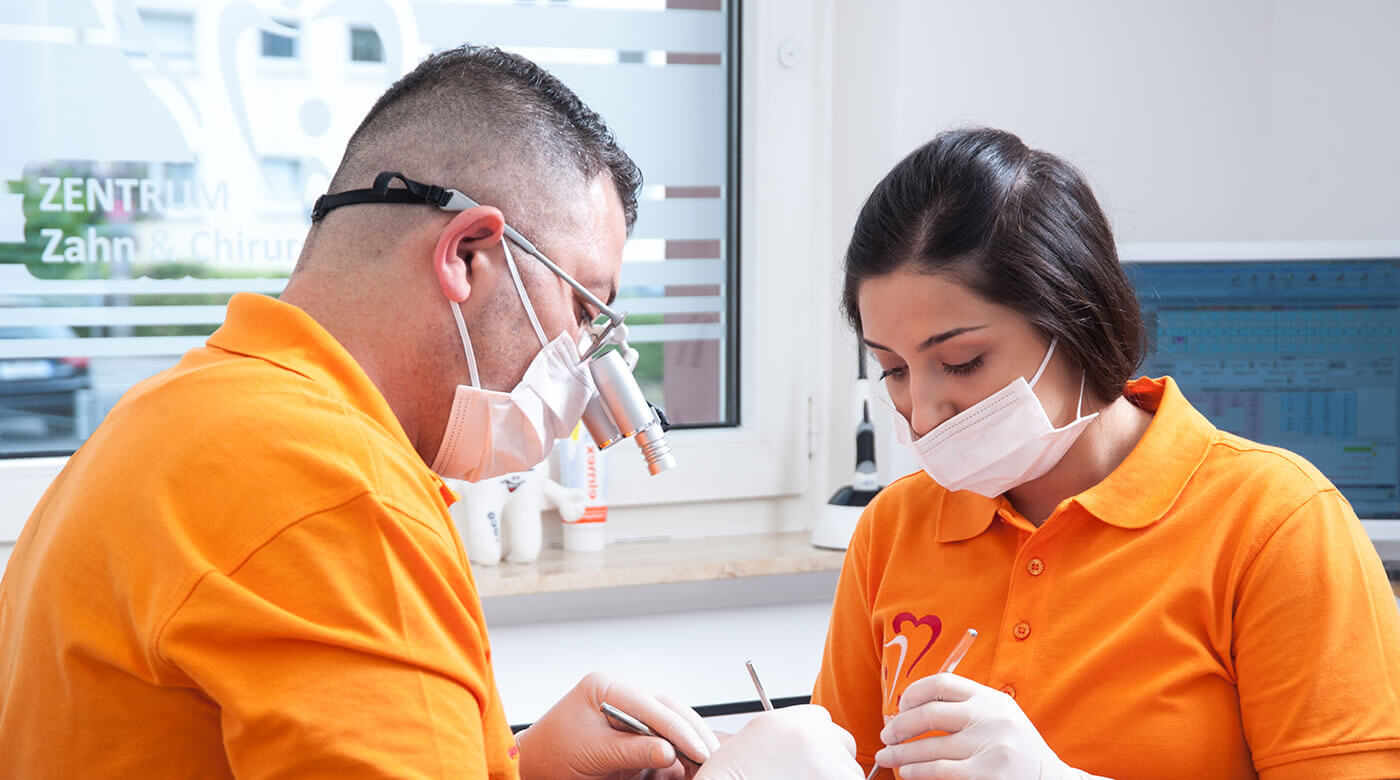 Foto zur Seite: Endodontie – Zentrum für Zahn & Chirurgie in Langen